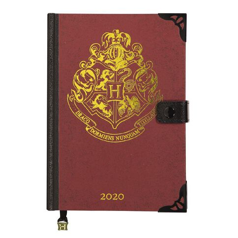 Harry Potter 2020 Diary Day to Page A5