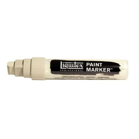 Liquitex Marker 15mm Parchment White