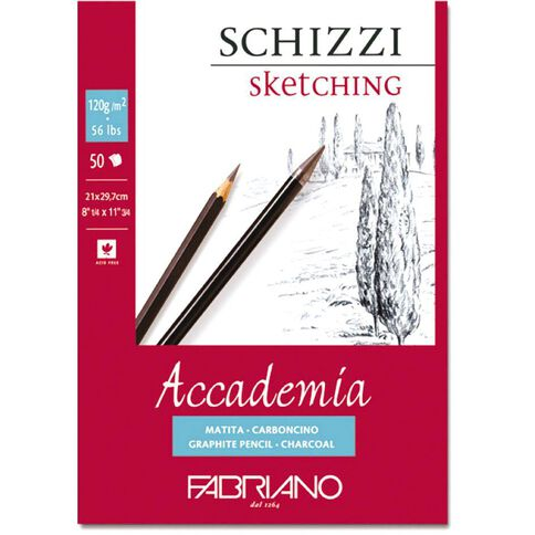 Fabriano Accademia 120gsm A4