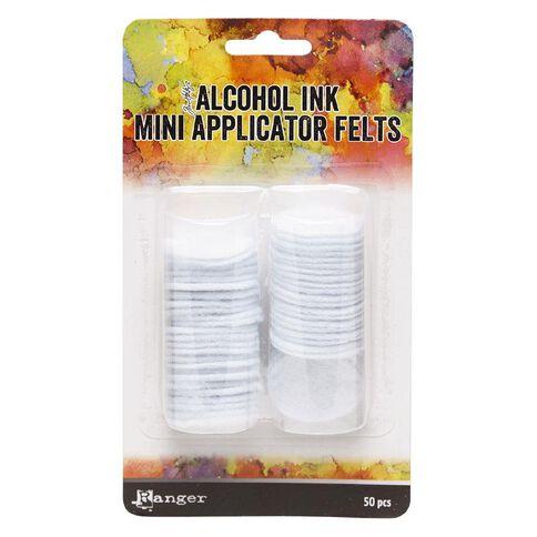 Ranger Tim Holtz Alcohol Ink Mini Applicator Felts