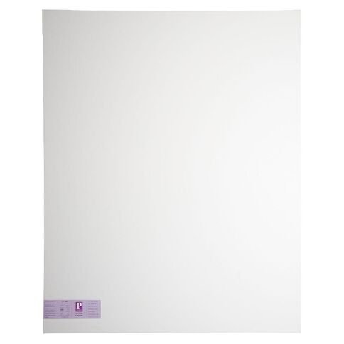 DAS Professional 1.5 Heavy Duty Canvas 48 x 60 White