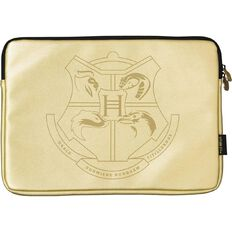 Harry Potter 14 inch Notebook Sleeve PU Gold