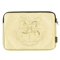 Harry Potter 11.6 inch Notebook Sleeve PU Gold Gold