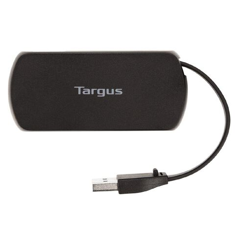 Targus 4 Port USB Hub Black