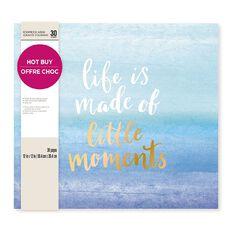 Craft Smith Album Little Mermaids 12in x 12in