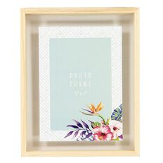 Uniti Soft Tropic Wooden Frame 5 x 7