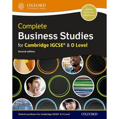 Igcse Year 11 Complete Business Studies
