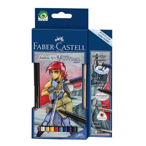 Faber-Castell Anime Art Fantasy