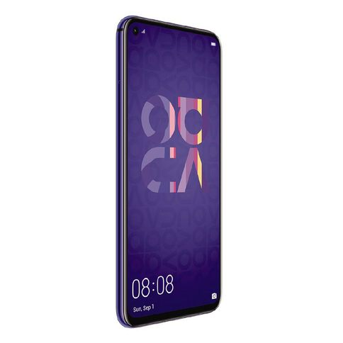 2degrees Huawei Nova 5T Purple