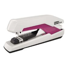 Rapid Stapler So30 Omnipress 30 Sheet Fullstrip White/Pink