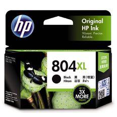 HP Ink Cartridge 804XL Black