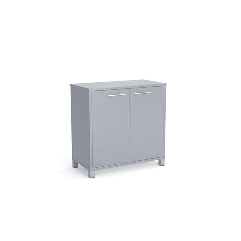 Cubit Cupboard 900 Silver
