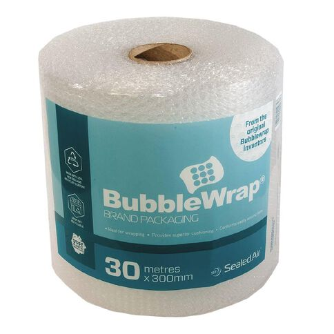 Sealed Air Recycled Bubble Wrap Roll 300Mm X 30M