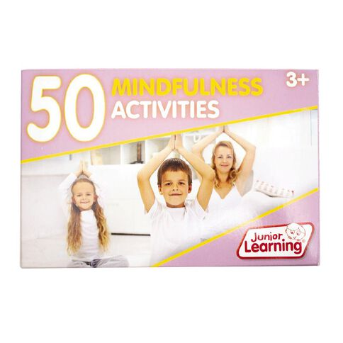 Junior Learning 50 Mindful Activities