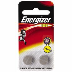 Energizer Battery 189 Calculator 2 Pack