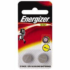 Energizer Battery 189 Calculator 2 Pack