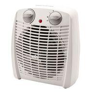 Living & Co Fan Heater White 2000W