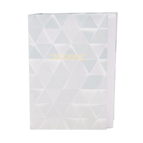 Living & Co Photo Album Special Moments 300 Pockets 4in x 6in