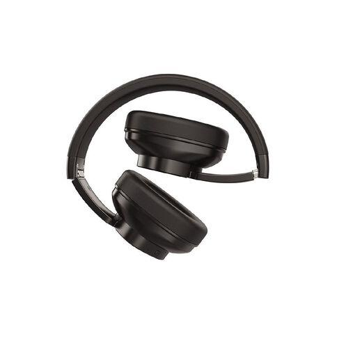 JVC Wireless Noise Cancelling Headphones Black