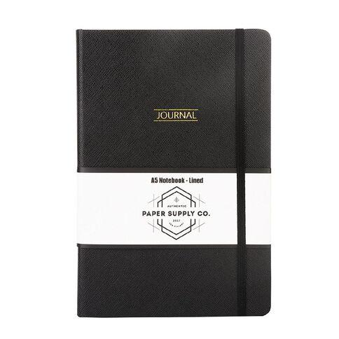 Paper Co Citta Journal Black A5