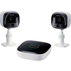 Panasonic Home Monitoring Kit White
