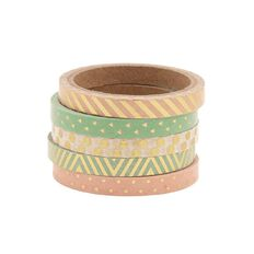 Uniti Washi Tape Brights 5 Pack