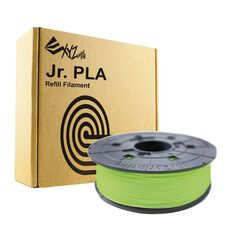 XYZ Da Vinci Printer Filament PLA Neon Green (600gm)