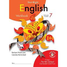 SR Year 7 English Workbook