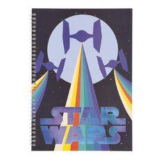 Star Wars Kids Notebook Multi-Coloured A4
