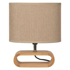 Living & Co Enzo Lamp Natural