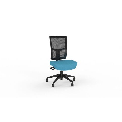 Chairmaster Urban Mesh Chair Ice Blue