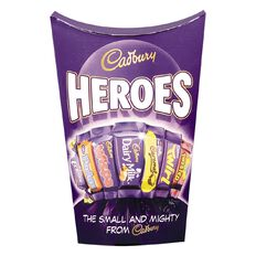 Cadbury Heroes Carton 185g
