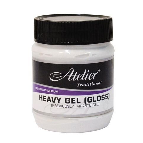 Atelier Impasto Gel 250ml Clear