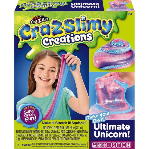 Cra Z Creations Ultimate Unicorn
