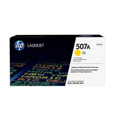 HP Toner 507A Yellow (6000 Pages)