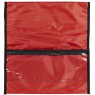 Impact Book Bag Zipper Pocket 36cm x 33cm Red