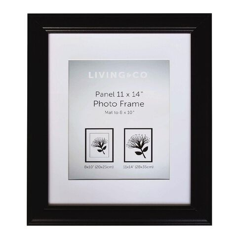 Living & Co Panel Frame 8x10in or 11x14in
