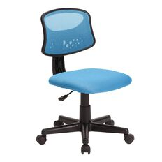 Workspace Sam Chair Blue