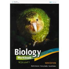 Ncea Year 13 Biology Workbook