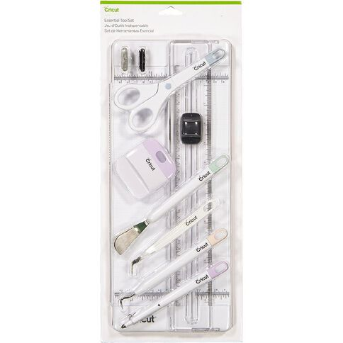 Cricut Core Colours Essential Tool Set