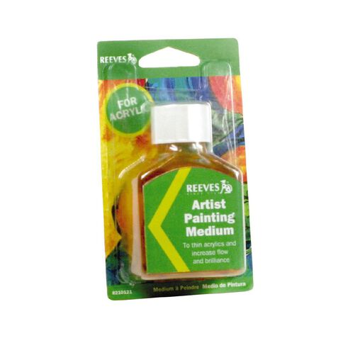 Reeves Artists Painting Medium 75ml