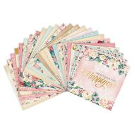 Craft Smith Paper Pad 12in x 12in Rose Cottage