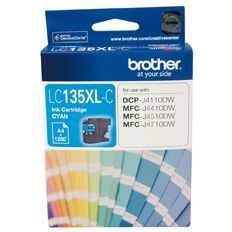 Brother Ink LC135XL Cyan (1200 Pages)
