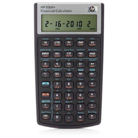 HP 10BLL+ Financial Calculator