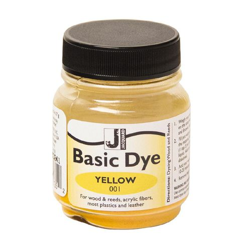 Jacquard Basic Dye 14.17g Yellow