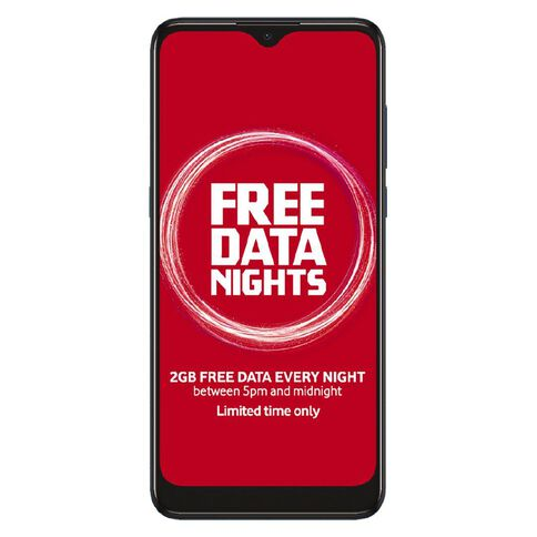 Vodafone Smart V11 Locked SIM Bundle Grey