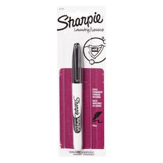 Sharpie Rub A Dub Laundry Marker Black