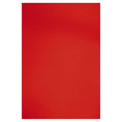 Kaskad Specialty Board 225gsm Rosella Red A3