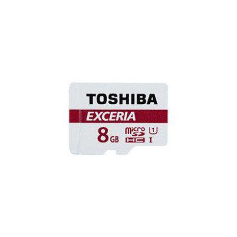 Toshiba EXCERIA 8GB Micro SD Card Class 10