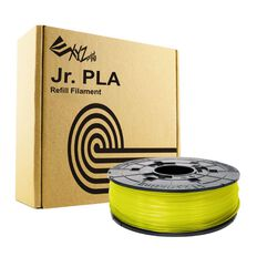 XYZ Da Vinci Printer Filament PLA Yellow (600gm)